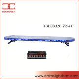 Ambulance en aluminium DEL bleue de TIR 88W de couverture avertissant Lightbar (TBD08926-22-4T)