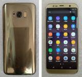 """フルスクリーン6.0は""""双曲線TPの18:9 HD 1280*720 1GB + 8GB Mtk6580Aクォードのコア人間の特徴をもつOS 7.0二重SIM Smartphoneスタンバイのユーラシアバージョン3G非二倍になる"""