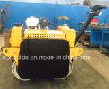 La mano de rodillo vibratorio de tambor en tándem con 9CV motor de gasolina (CAD-S600)