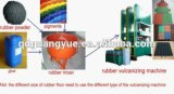 Misturador de areia com utilização intensiva de alta eficiência com marcação CE/ISO