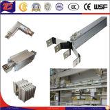 Fonte de alimentação móvel Sandwich PVC Housing Bus Duct System for Industries