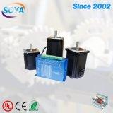 NEMA 34 IP65 de 12nm de alta tensión de circuito cerrado de alta eficiencia del motor de pasos con el controlador promoción