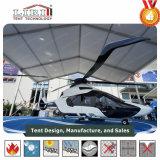 Hangar-Kabinendach, Hangar-Lager-Zelt für Flugzeuge und Hubschrauber