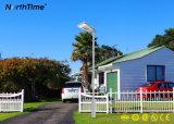 Réverbères solaires extérieurs de DEL pour la maison de cour de yard de jardin