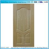 3mmのエチオピアの市場のための木製のベニヤHDFのドアの皮