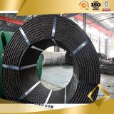 Высокая растяжимая 11.1mm стальная стренга с проводом 1X7