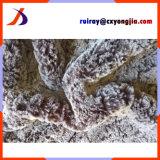 Tessuto lavorato a maglia filo di ordito con il reticolo di fiore spazzolato Baijun Hua