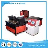 Machine de découpage de laser en métal d'en cuivre/zinc/acier inoxydable de YAG