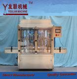 Het de automatische Lineaire Olie van de Honing van het Deeg van de Zuiger/Deeg van de Room/van de Tomatensaus en de 100-1000ml/Servo-motor het Vullen van de Hoge snelheid Liuid van de Machine (GT8G-8G) het Vullen Machine