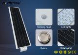 Lâmpadas de rua completas do diodo emissor de luz do sensor elevado energy-saving dos lúmens PIR