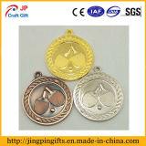 경연이 탁구를 위한 최고 인기 상품 공장 가격 관례 스포츠 금 포상 메달에 의하여