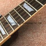 번민 크림 바인딩 (GLP-59)를 가진 1PCS 바디 Lp 일렉트릭 기타