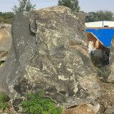 Bloc de la carrière de pierre de qualité supérieure de Shanxi en granit noir