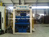 Bloc concret de brique de cendres volantes de la colle faisant la machine, machine de générateur de bloc