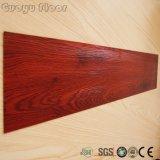 Modèle de bois de Peel et de l'auto Stick Lvt carrelage de sol en vinyle