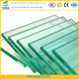 Высокое качество Low-Iron 19мм закаленное защитное стекло