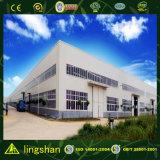 Rápidamente la construcción de espacio libre de metal de diseño de edificios prefabricados
