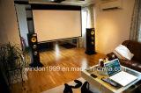 150 pouces écran de projection Manuel tirez vers le bas pour Home Cinéma avec une haute qualité