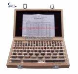 구획 계기 세트, 103PCS/Set, 0개의 급료, 정밀도 측정 구획