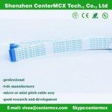 Weißes FFC Kabel-elektronisches elektrisches Überbrückungsdraht-Kabel