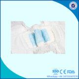 高い吸収の高品質の綿の赤ん坊の大人のおむつ