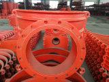 Трубопровод горячей постукивая седла H700X400, сшивание, сшивание зажим, постукивая тройник, отделение для сшивания, постукивая опоры для чугунного трубопровода, ковких чугунных трубопроводов