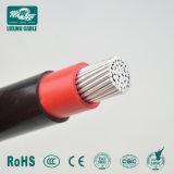 Núcleo de alumínio PVC interno de fios e cabos eléctricos