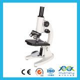 Microscopio biológico monocular educativo del estudiante de Ce 40X-1600X (MN-XSP-03)