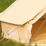 [بلّ تنت] متحمّل أسرة [كمب تنت] [غلمبينغ] فندق خيمة نوع خيش قطن [بلّ تنت]