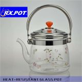 Förderung Tableware Gift Pyrex Borosilicate Glass 1500ml Coffee Pot