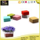 Piccolo contenitore di monili di modo puro semplice di colore (8111)