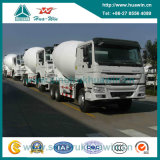 Sinotruk HOWO 6X4 8cbm /10cbm /12cbmの具体的なミキサーのトラック