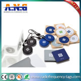 追跡のためのRFID Hf/NFCのマイクロ銅のステッカーまたは札またはラベル