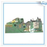 Q43-2500 de elektrische Scherende Scherpe Machine van het Hoekstaal van het Schroot