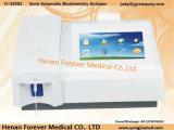 Ce approuvé l'analyseur de biochimie de la machine de l'hôpital semi-automatique