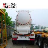 Kreativer Entwurf 60 Tonnen-Masse-Becken-halb Schlussteil-Behälter-Schlussteil mit Dieselmotor