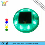 Blue Flashing 3m Reflector Cat Eye Solar LED Road Stud