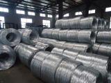 Schweißens-Draht, Stahldraht, Eisen-Draht, heißes eingetaucht