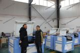 Metalloide acrilico di legno di nuovo superiore del taglio del laser del CO2 e delle macchine di Graving