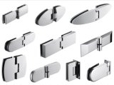 Perfil de alumínio de acessórios de Banho Duche 1400~1800 mm de largura