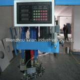 Tipo de transportador de poliuretano de baja presión vertiendo la máquina para fabricación de calzado