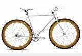 Smart City Fixed Gear Bike com moldura de alumínio 6061