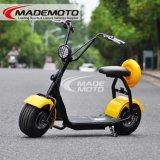 El mejor venta de Rueda Grande 500W Junior Citycoco Harley Scooter eléctrico