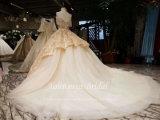 Шарик Aolanes платье иллюзию втулки с свадебные платья112211