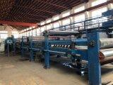 5 couches de papier ondulé de chaîne de production automatique