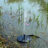 Bird BathまたはOutdoor Watering Submersible Pump/Solar Water Fountain PumpのためのかわいいSolar Water Pump