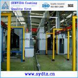 Ligne d'enduit de poudre de vente/équipement/machine chauds (traitement préparatoire)
