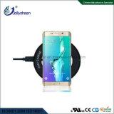 Smart Wireless chargeur chargeur de bobine unique Smart Wireless Qi standard pour l'option Noir et argent