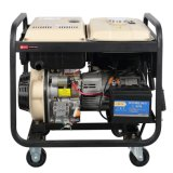 Простота обслуживания 5 квт дизельные генераторные установки (три фаза)