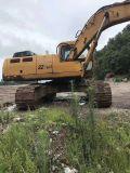 Excavatrice utilisée par chenille Hyundai 210-5